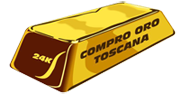 logo compro oro scandicci